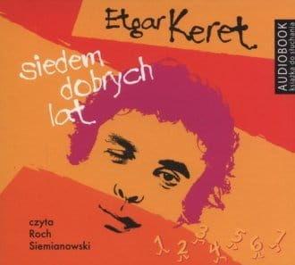 Audiobook - Siedem dobrych lat - Etgar Keret (CD)