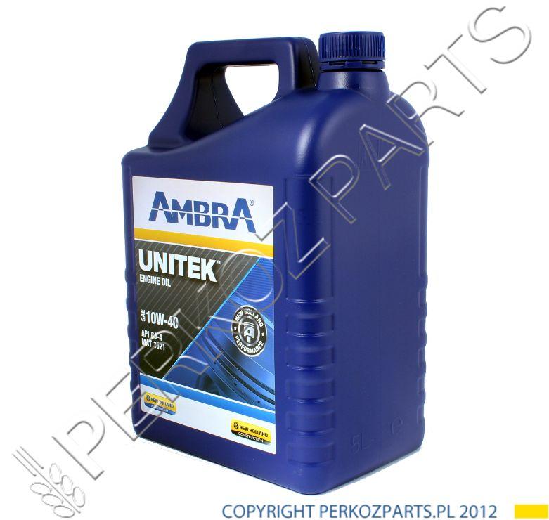 AMBRA UNITEK 10W40 SCR BAŃKA 5L