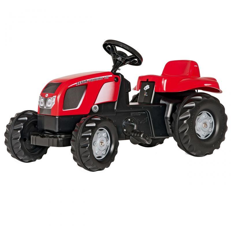 Rolly Toys rollyKid Traktor na pedały ZETOR 2-5 Lat do 30kg LK