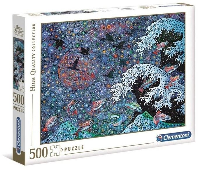 Puzzle 500 High Quality Collection Dancing With The Stars - 35074