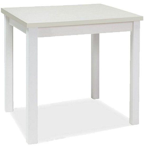 Stół ADAM biały mat kuchenny w stylu skandynawskim  KUP TERAZ - OTRZYMAJ RABAT