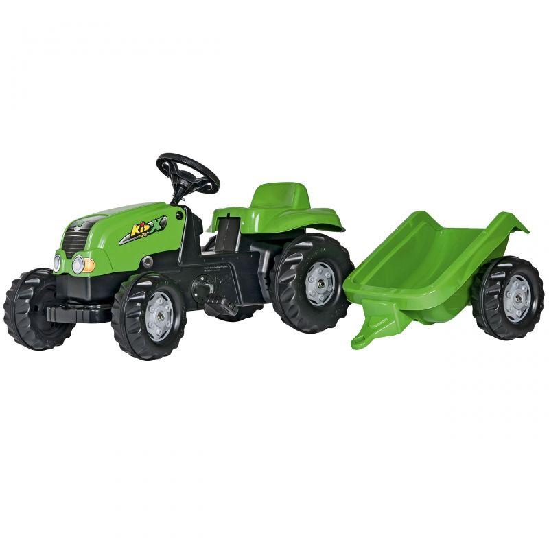 Rolly Toys Traktor na pedały Przyczepa 2-5 lat do 30 kg LK