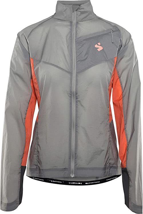 Sweet Protection Hunter Wind Jacket W, Light Gray, L