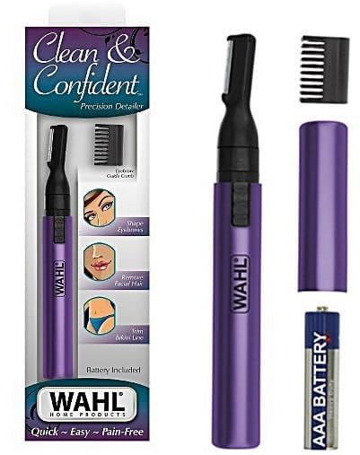 Wahl Clean & Confident 5640-116 mini trymer dla kobiet brwi bikini