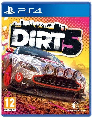 Dirt 5 PS4 Używana