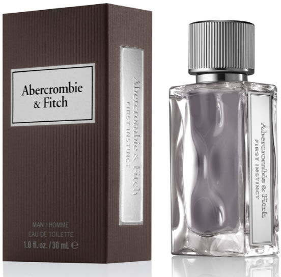 Męska woda toaletowa EDT Spray Abercrombie & Fitch First Instinct Man 30ml