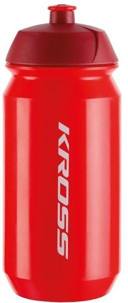 Bidon 0,5L KROSS PURE czerwony