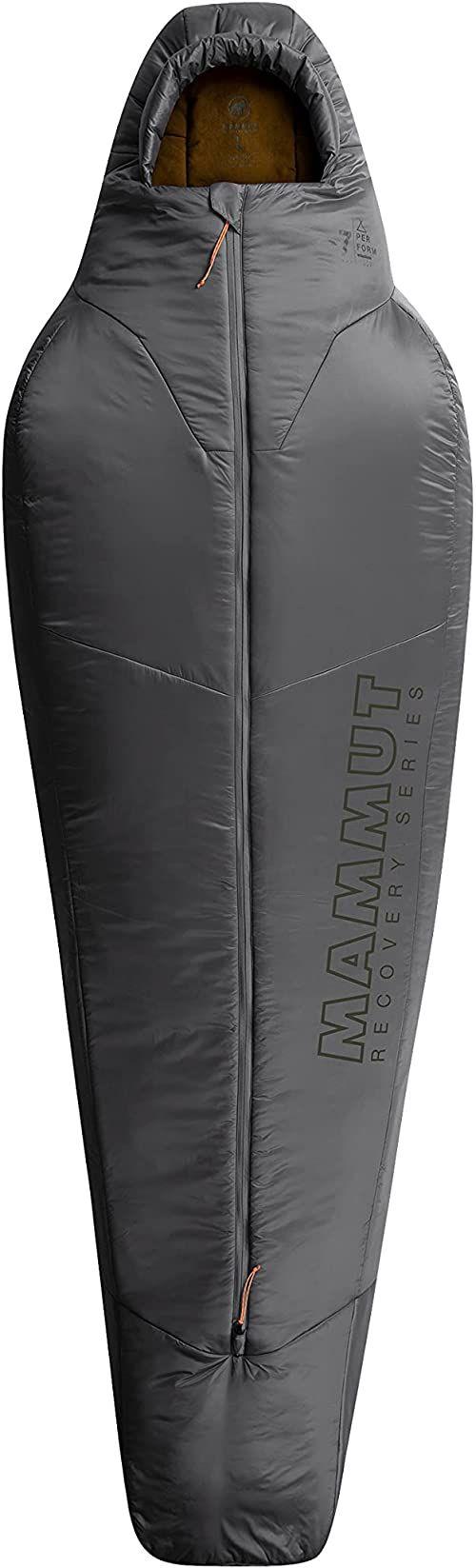 Mammut Śpiwór Perform-7C, tytanowy, L