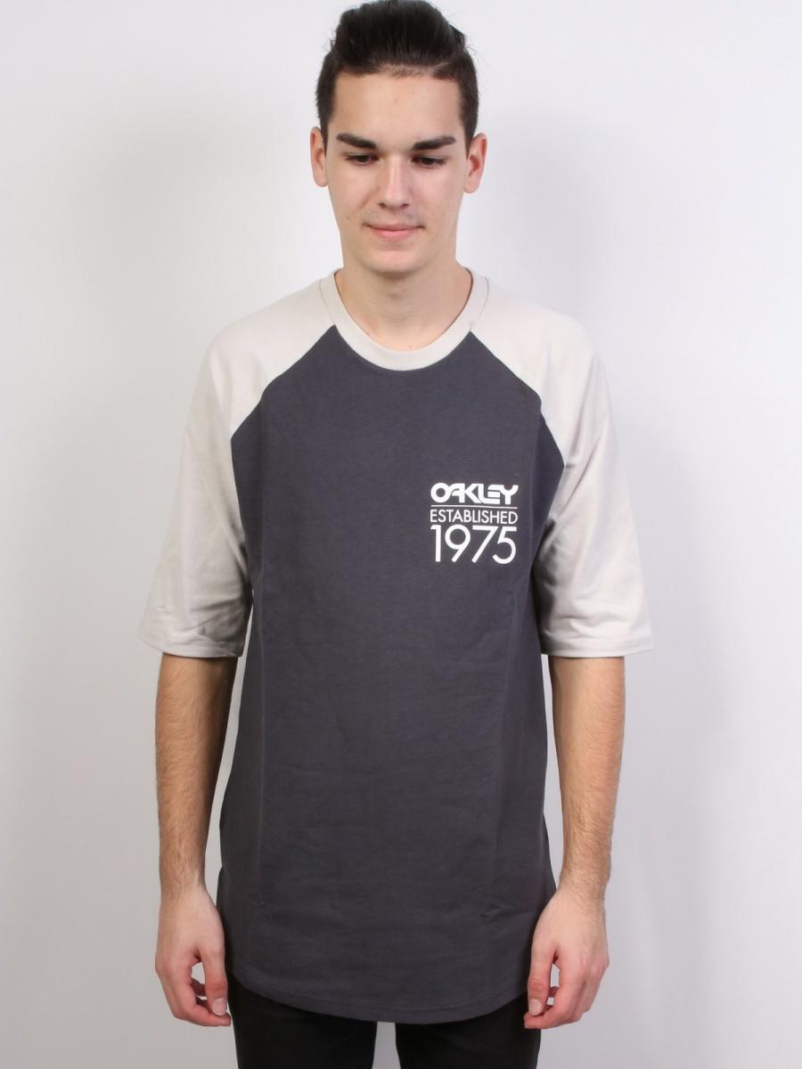 Oakley PALM RAGLAN koszulka męska - XL