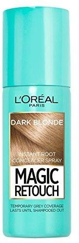 LOréal Paris Magic Retouch błyskawiczny retusz włosów w sprayu odcień Dark Blonde 75 ml