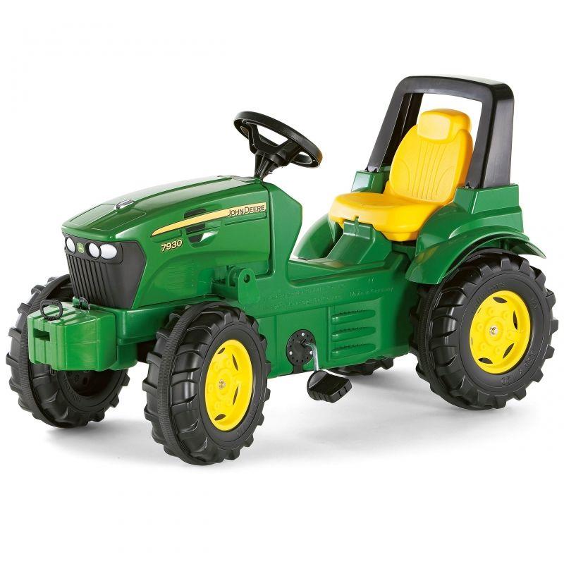 Rolly Toys Traktor na Pedały John Deere FarmTrac 3-8 Lat LK