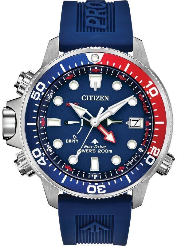 Zegarek męski Citizen Promaster Aqualand Diver BN2038-01L
