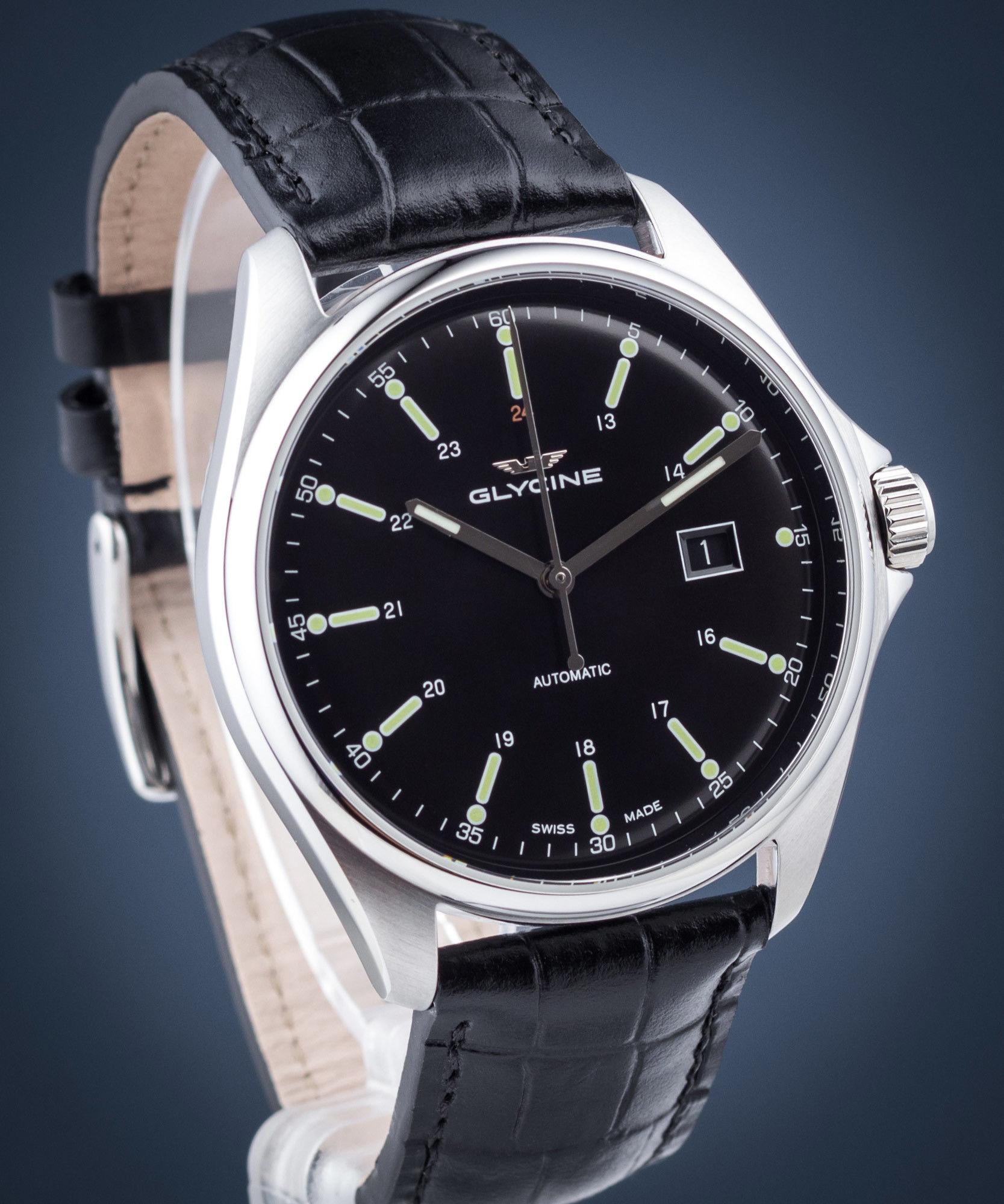 Zegarek Glycine GL0109 COMBAT 6 CLASSIC - CENA DO NEGOCJACJI - DOSTAWA DHL GRATIS, KUPUJ BEZ RYZYKA - 100 dni na zwrot, możliwość wygrawerowania dowolnego tekstu.