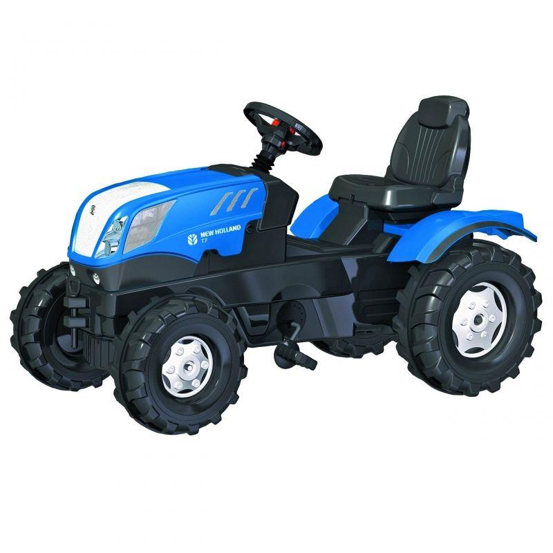 Traktor Rolly Toys New Holland FarmTrac LK