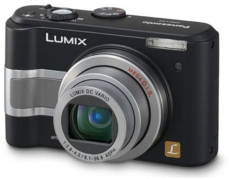 Panasonic Lumix DMC-LZ5EF-K aparat cyfrowy (6,0 MP)