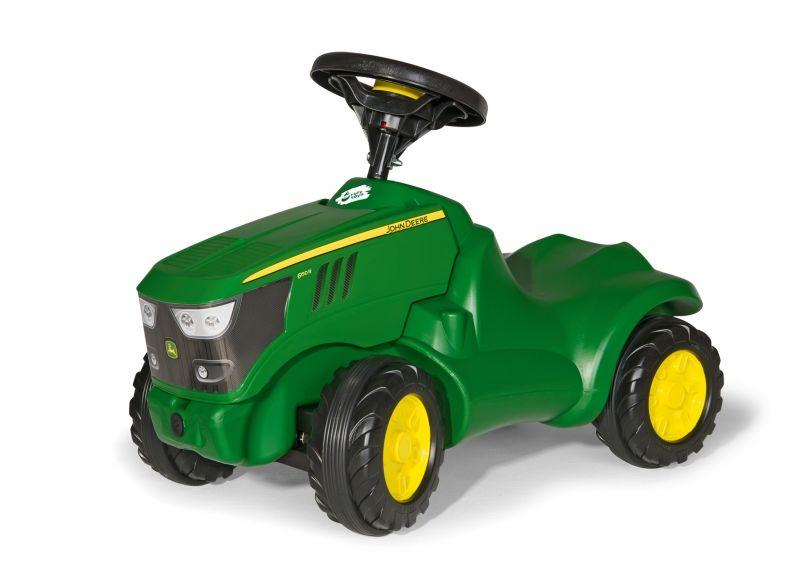 Rolly Toys rollyMinitrac Jeździk John Deere Traktor Klakson LK
