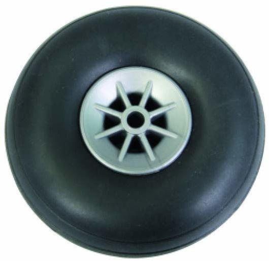 Jamara 177330 opony pneumatyczne, 63 mm, wielokolorowe
