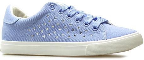 Trampki Big Star DD274047 Niebieskie