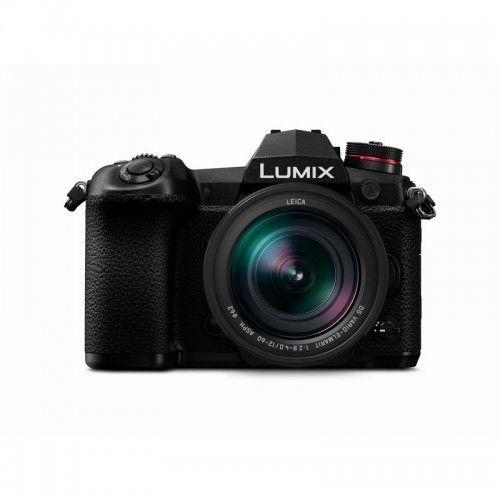 Panasonic Lumix DC-G9 + Leica DG 12-60mm f/2.8-4 Czarny