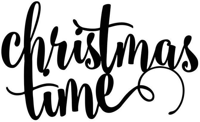 Dekoracja świąteczna Christmas Time 1szt DS1-010
