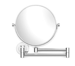 Lusterko kosmetyczne proste uchylne 22.01130 X3 Stella