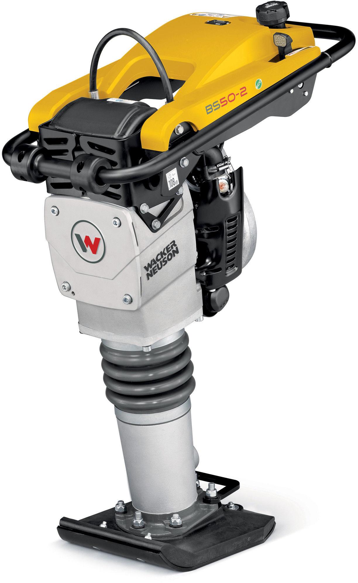 Zagęszczarka stopowa (ubijak) Wacker Neuson BS 50-2 (280mm)