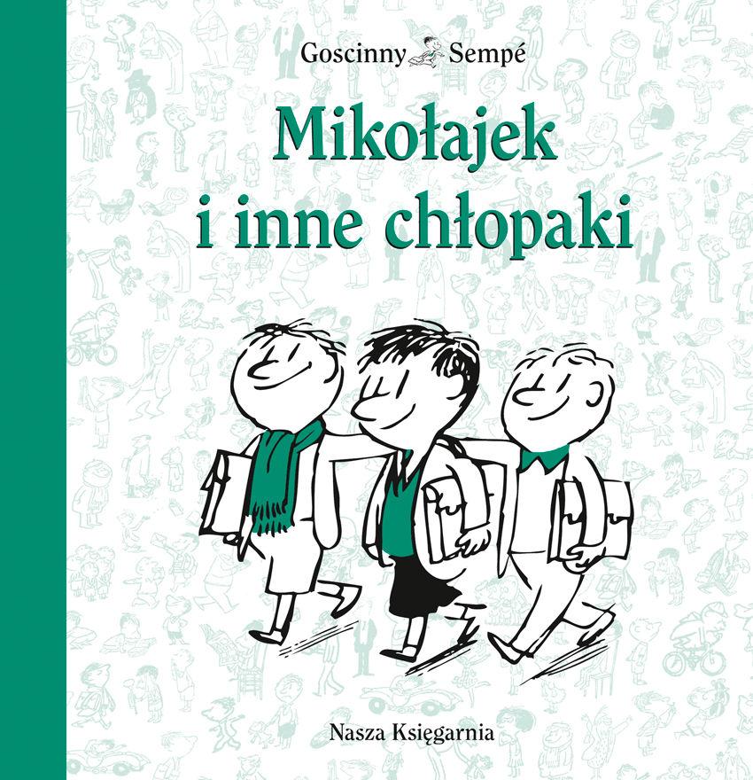 Mikołajek i inne chłopaki - Jean-Jacques Sempe - ebook