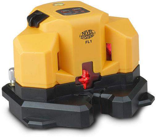 Podłogowy laser krzyżowy Nivel System FL1