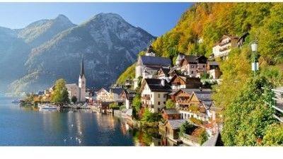 Castorland Puzzle Castor 4000 - Hallstatt, Austria