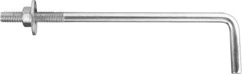 Kotwa budowlana murłaty M12x350mm L