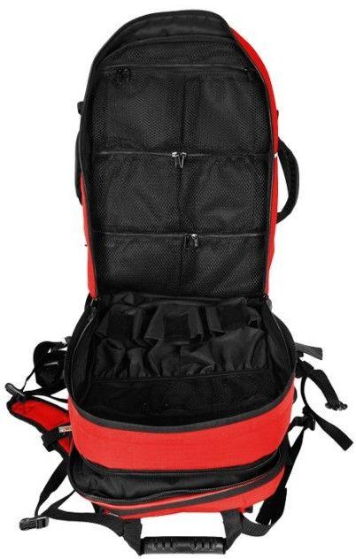 Apteczka plecakowa 50L z komorą na kołnierze (TRM-XXVII) Marbo TRM-27