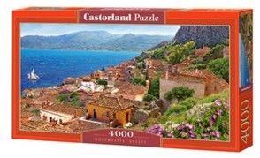 Castorland Puzzle Castor 4000 - Monemvasia, Greece