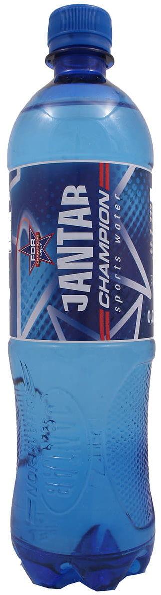Woda Champion niegazowana - Jantar - 700ml