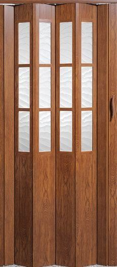 Drzwi harmonijkowe Crystalline Classic