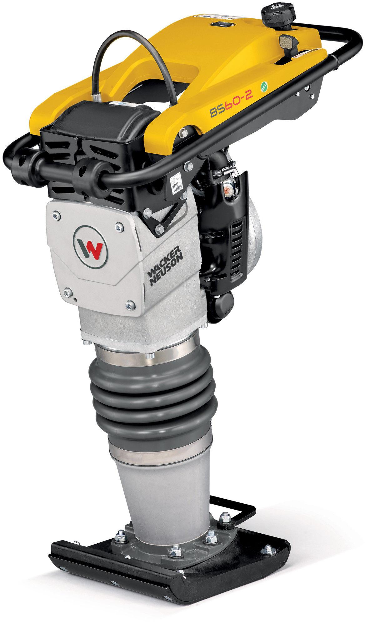 Zagęszczarka stopowa (ubijak) Wacker Neuson BS 60-2 (280 mm)