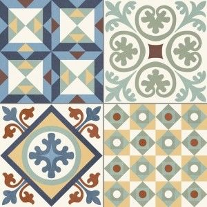 Heritage MIX 33,15x33,15 gres patchwork