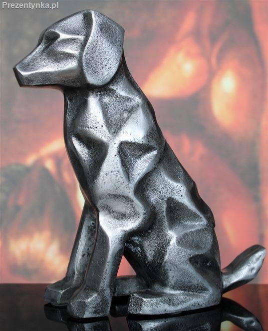 Piękna figurka Pies na prezent