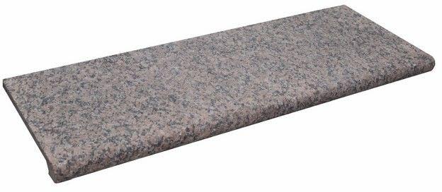 Element granit czerwony