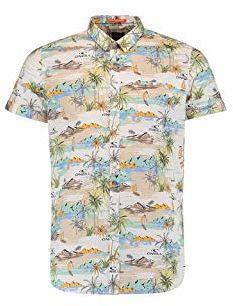 O''Neill LM Angora S/SLV T-Shirt, krótki rękaw dla mężczyzn, biały (super biały), L