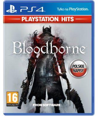 Gra PS4 PlayStation HITS Bloodborne