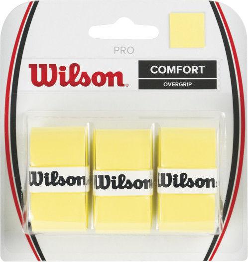 Wilson Pro Comfort (3 szt.) - yellow