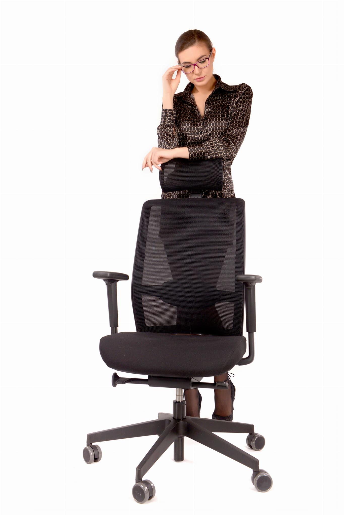 Fotel biurowy Veris Net 111SFL Profim