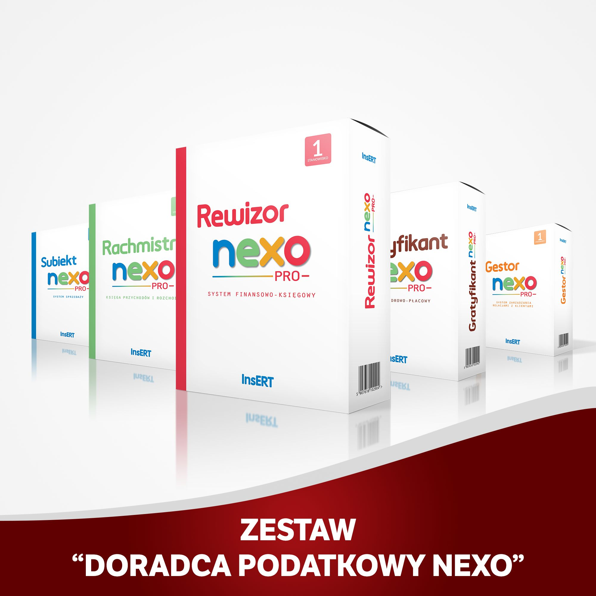 Zestaw Doradca podatkowy nexo *