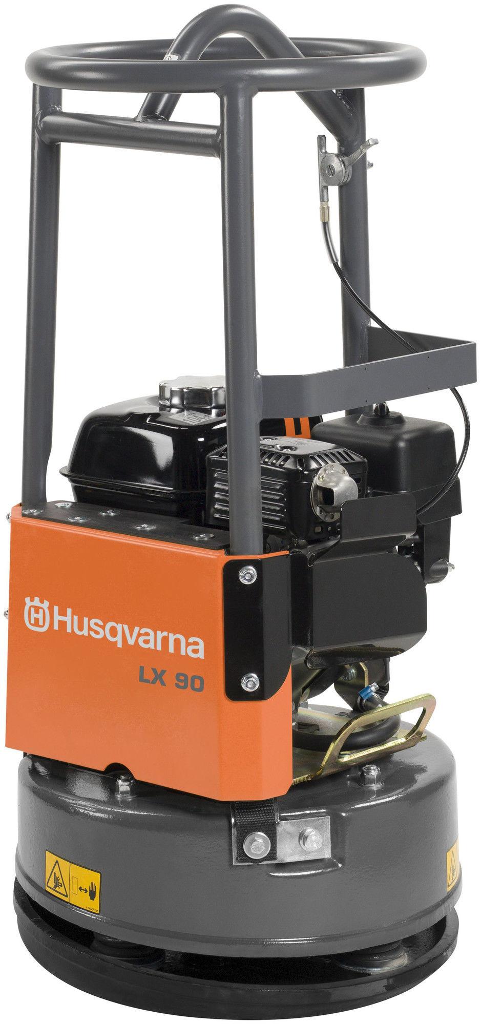 Zagęszczarka okrągła Husqvarna LX90