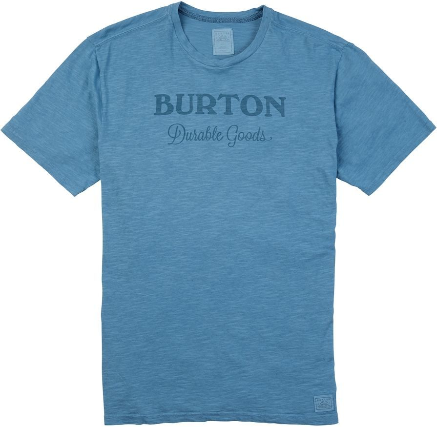 t-shirt męski BURTON MAYNARD SS Blue Heaven