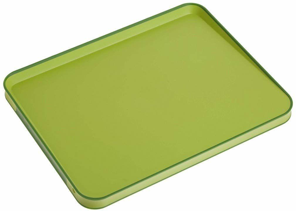Joseph Joseph Cut & Carve Plus  wielofunkcyjna deska do krojenia, duża  zielona