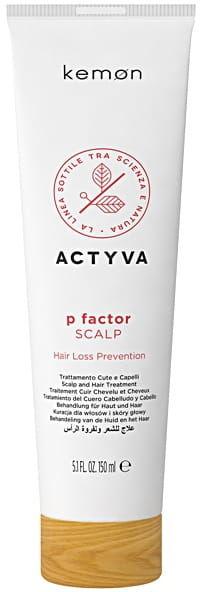 Kemon Actyva P Factor Scalp odżywka wypadanie włosów 150ml