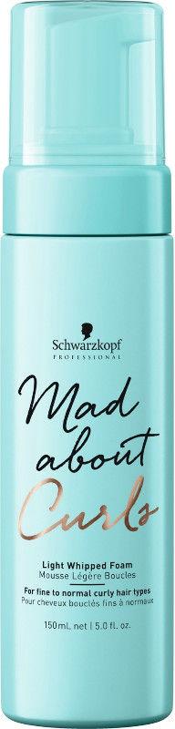 Schwarzkopf Mad About Curls lekka kremowa pianka do loków 150ml