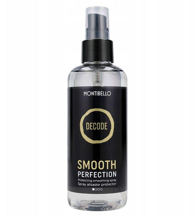 MONTIBELLO DECODE SMOOTH Spray termoochrona 200ml