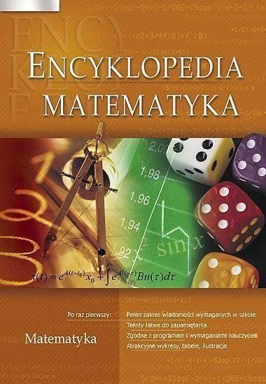 Encyklopedia szkolna - matematyka - Agnieszka Nawrot-Sabak